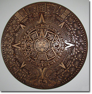 Beyond Carving :: Aztec Calendar