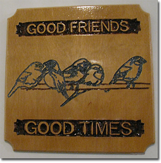 Beyond Carving :: Good Friends